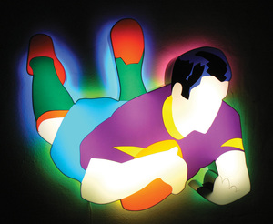 马可·洛多拉 - 雕塑 - Metaman