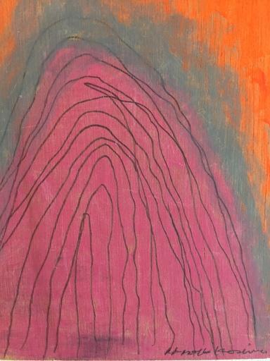 HIROKO KOSHINO - Pittura - Sans Titre #818