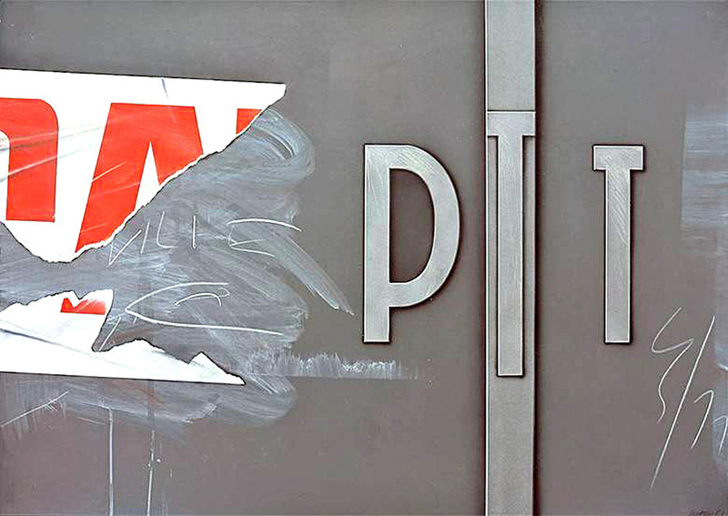 Peter KLASEN - Painting - PTT