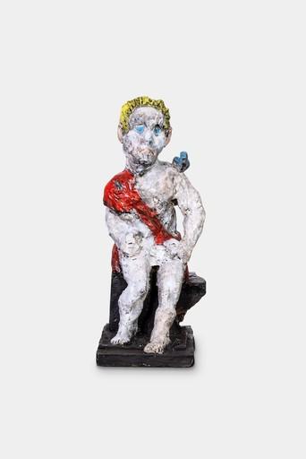 Markus LÜPERTZ - Escultura - Beethoven