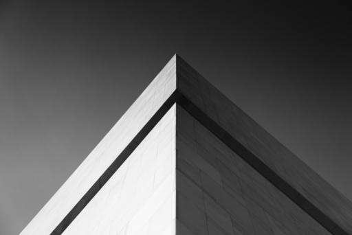 Frédéric DUCOS - Fotografia - Sharp building.