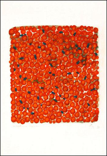 Gastone BIGGI - Painting - Costellazione Espana