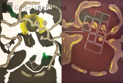 Luis Rodríguez GORDILLO - Pintura - Otoño Visceral