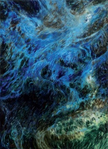 Ekaterina VORONA - Painting - Break out