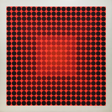 Victor VASARELY - Stampa Multiplo - VY 12 BF Pokol BF