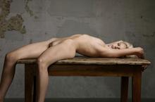 Erwin OLAF (1959) - Reclining Nude 01