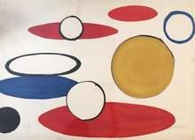 Alexander CALDER (1898-1976) - Untitled