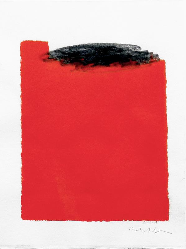 Erwin BECHTOLD - Painting - XXXVI-11