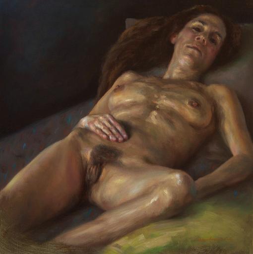 Jean-Christophe GONDOUIN - Peinture - Chan