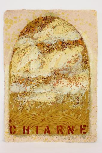 Joe TILSON - Painting - Le Crete Senesi, Chiarne