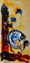 Serge Louis TUQUET - 绘画 - 741 B