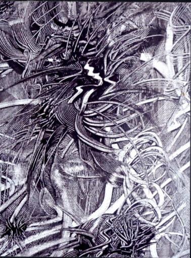 Didier ANGELS - Peinture - PUZZLE JACK DANIELS