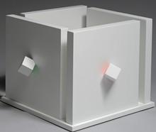 Luis TOMASELLO (1915-2014) - Cube Atmosphére Chromoplastique