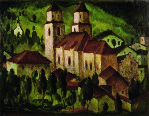 Herbert GURSCHNER - Pintura - Steinach am Brenner