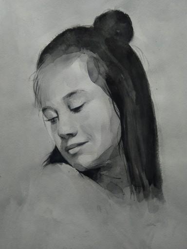 Ohanyan KAMSAR - Disegno Acquarello - Eliza