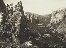 Ansel Easton ADAMS - Photo - Yosemite Valley