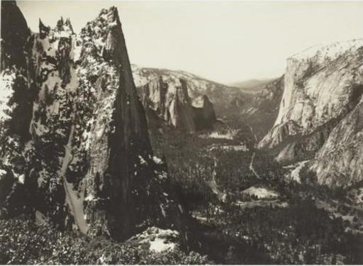 安塞尔•亚当斯 - 照片 - Yosemite Valley