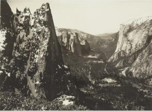 Ansel Easton ADAMS - Photography - Yosemite Valley