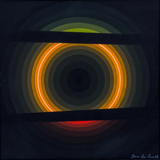 Horacio GARCÍA ROSSI - Peinture - Colore luce