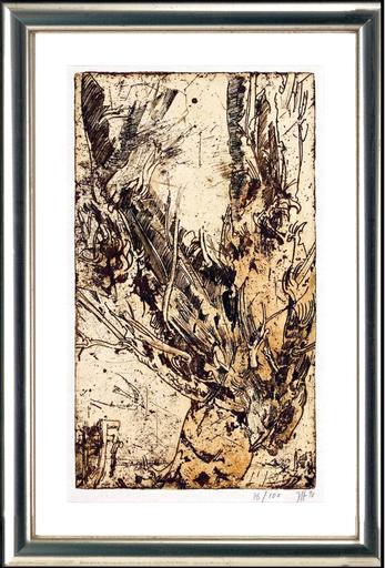 Horst JANSSEN - Print-Multiple - Vogelbaum