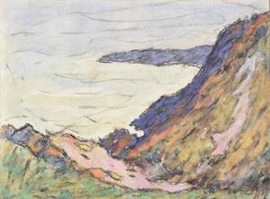 Maxime MAUFRA - Drawing-Watercolor - La Côte bretonne