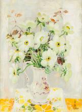 LE PHO - Painting - Les Fleurs