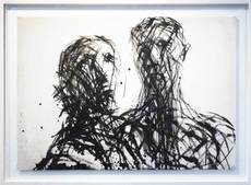 Max UHLIG - Drawing-Watercolor - Paar