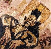 Bernard DAMIANO - Pintura - Grande Prete