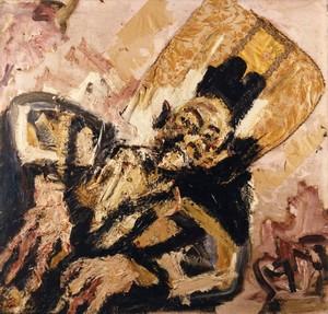 Bernard DAMIANO - Painting - Grande Prete