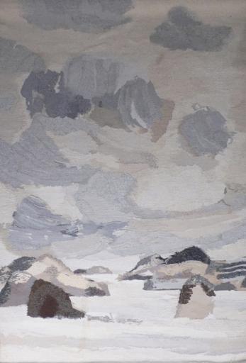 Bernard CATHELIN - Tapestry - La mer intérieure
