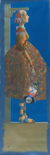 Bobur ISMOILOV - Peinture - Height meter