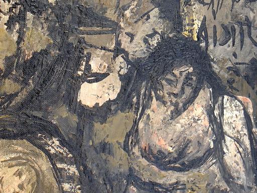 Fermín SANTOS ALCALDE - Gemälde - Espagne - Sigüenza  Guadalajara -Gualda,