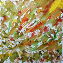 Patricia ABRAMOVICH - Gemälde - Explosion 2