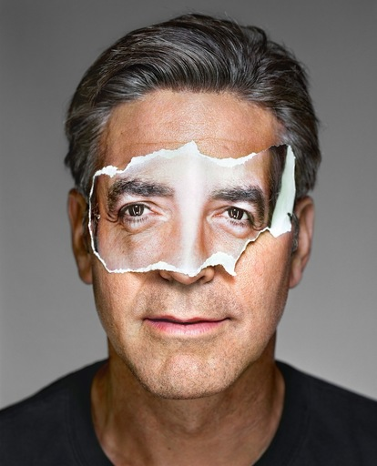 Martin SCHOELLER - Photography - George Clooney