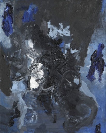 Thomas SCHLIESSER - Pintura - Aus dem weg