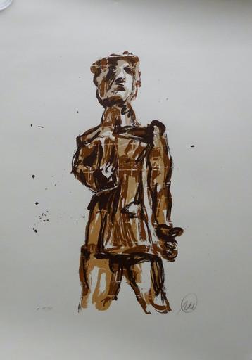 Markus LÜPERTZ - Grabado - Paris