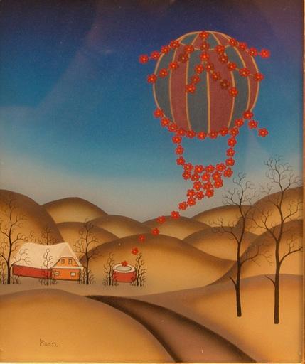 Manfred HORN - Pittura - Sehnsucht
