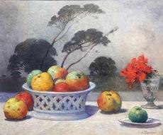 Ferdinand Loyen DU PUIGAUDEAU - Pintura - Nature Morte