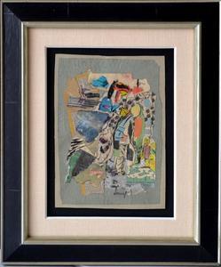 Jacques DOUCET - Peinture - Composition