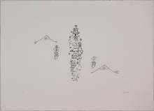 Gianfranco BARUCHELLO - Grabado - Untitled