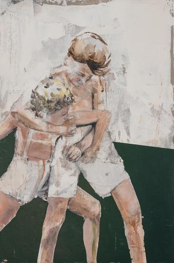 Ludovic THIRIEZ - Peinture - Boys