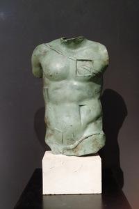 Igor MITORAJ - Sculpture-Volume - Persée