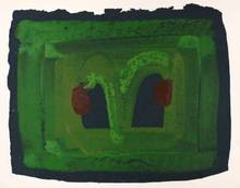 Howard HODGKIN - Print-Multiple - Lotus