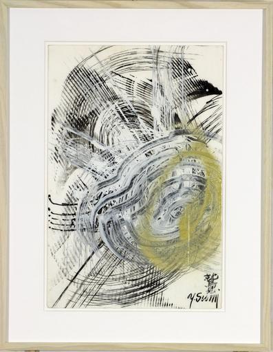 Yasuo SUMI - Pittura - Senza titolo