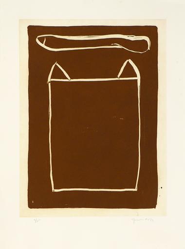 Joan HERNANDEZ PIJUAN - Print-Multiple - La casa desde la que se divisa el campo III