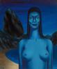 Félix LABISSE - Painting - Le soir du 18 décembre