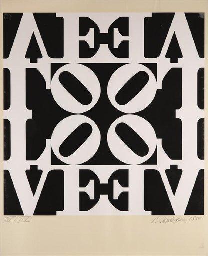Robert INDIANA - Print-Multiple - Decade III