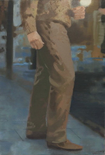 Alexander GNILITSKY - Painting - Happy trousers