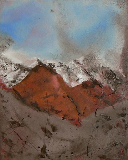 Francis MOREAU - Peinture - Un jour pourtant