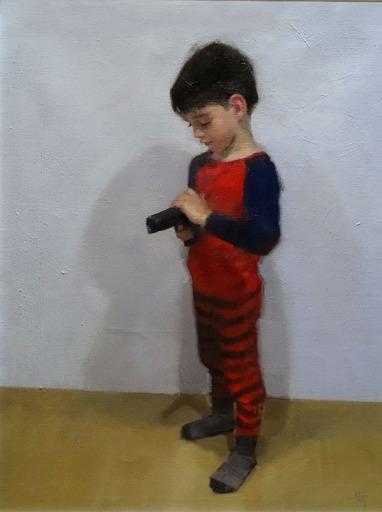 Carlos TARDEZ - Pittura - Artefacto